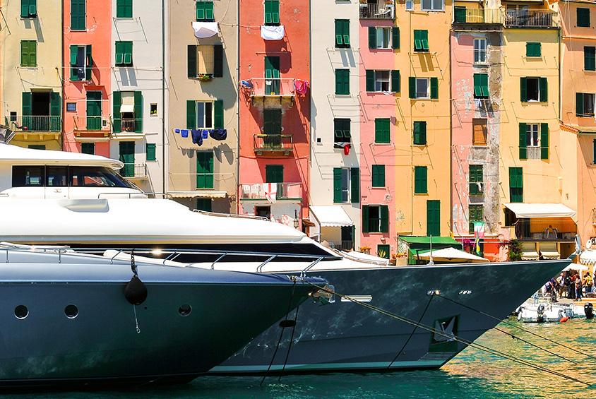 Your Yacht Agents in Portovenere and  Cinque Terre